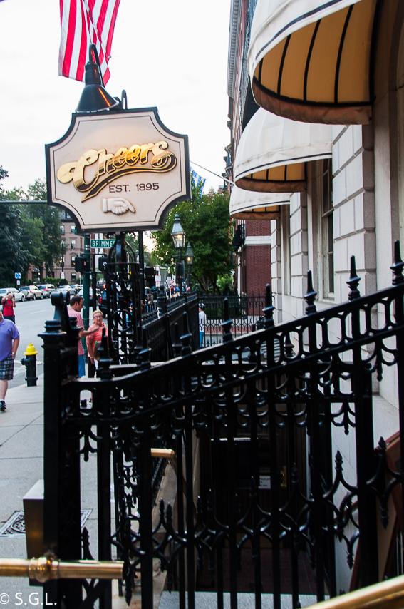 Cheers. 10 cosas que ver en Boston