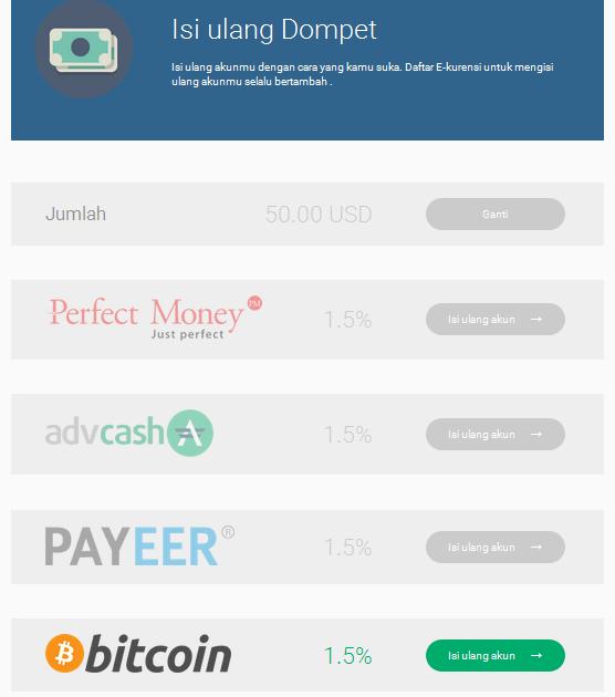 Pilih Alat Pembayaran