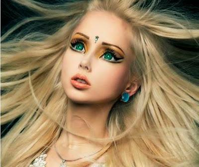 Valeria Lukyanova Barbie da Vida Real