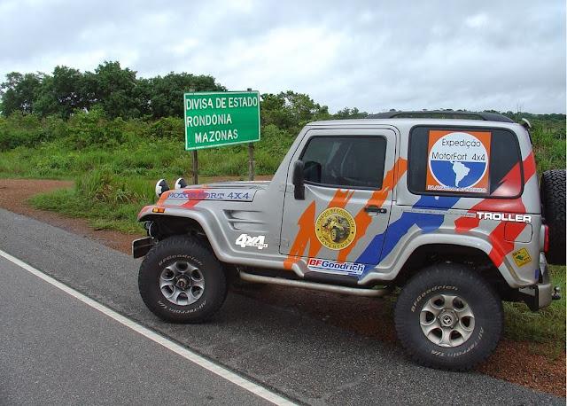 Capture+2 - EXPEDIÇÃO:  MOTORFORT 4x4 - DA AMAZONIA AO PACIFICO PELA INTEROCEANICA -2005