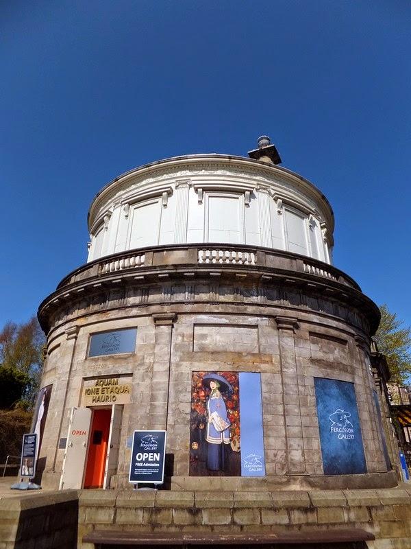 écosse scotland perth fergusson gallery