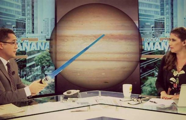 Creían que Sonda Juno estaba tripulada y son la burla