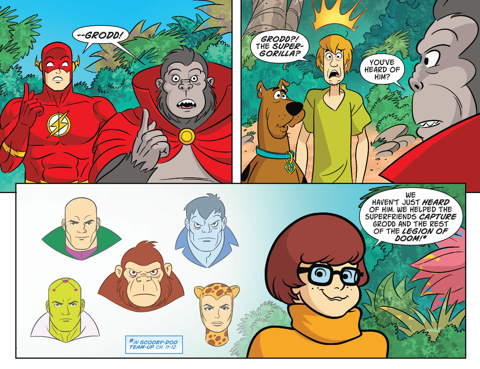 Read online Scooby-Doo! Team-Up comic -  Issue #29 - 20