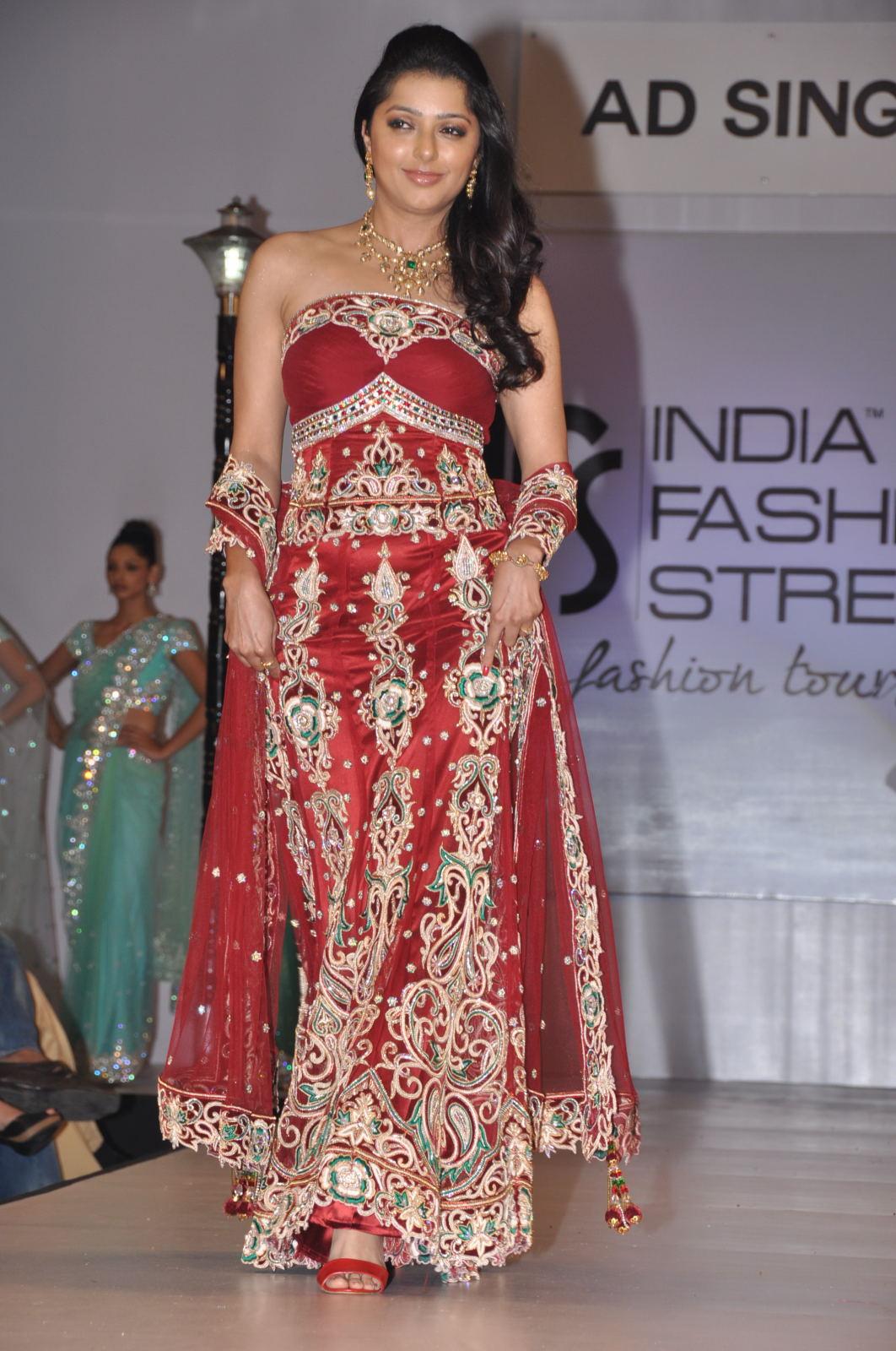 India fashion street in bhumika