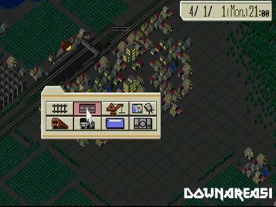 A Train PSX Game