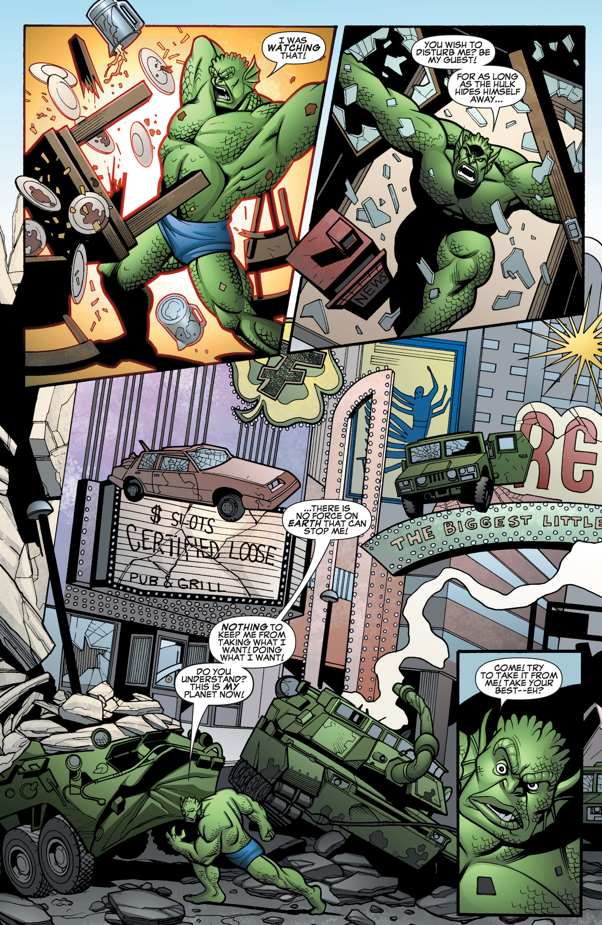 Read online She-Hulk (2005) comic -  Issue #15 - 9