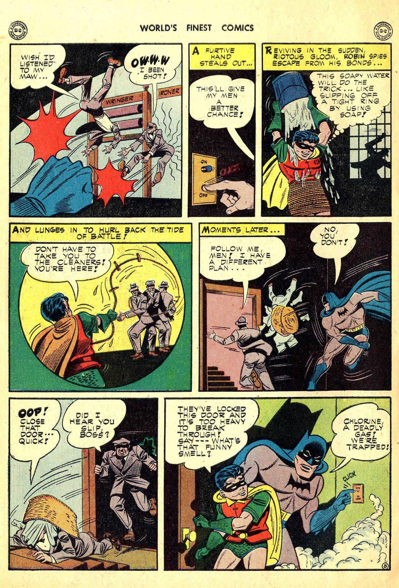 Read online World's Finest Comics comic -  Issue #18 - 76