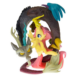 MLP Resin Figure Fluttershy & Discord Figure by MightyFine