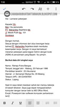 aplikasi pembuat cv bahasa indonesia