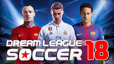 DREAM LEAGUE SOCCER 18 v5.0 [APK + DATOS OBB MOD] [ HACKEADO MONEDAS INFINITAS]