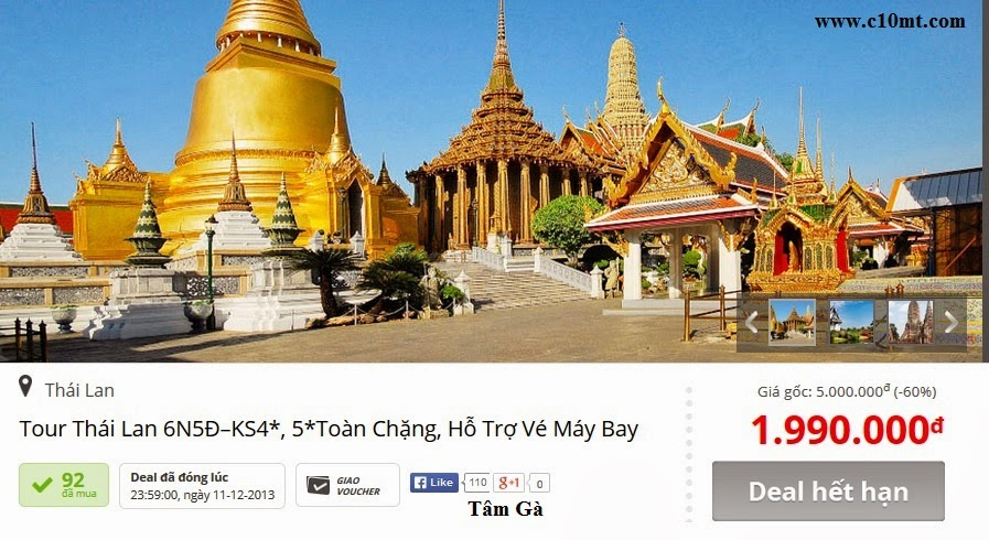 hotdeal Thailand tourism travel pacific Cheap