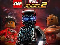 LEGO Marvel Super Heroes Black Panther (2018) HD Subtitle Indonesia