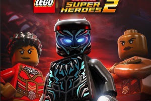 LEGO Marvel Super Heroes Black Panther (2018) HD Subtitle Indonesia