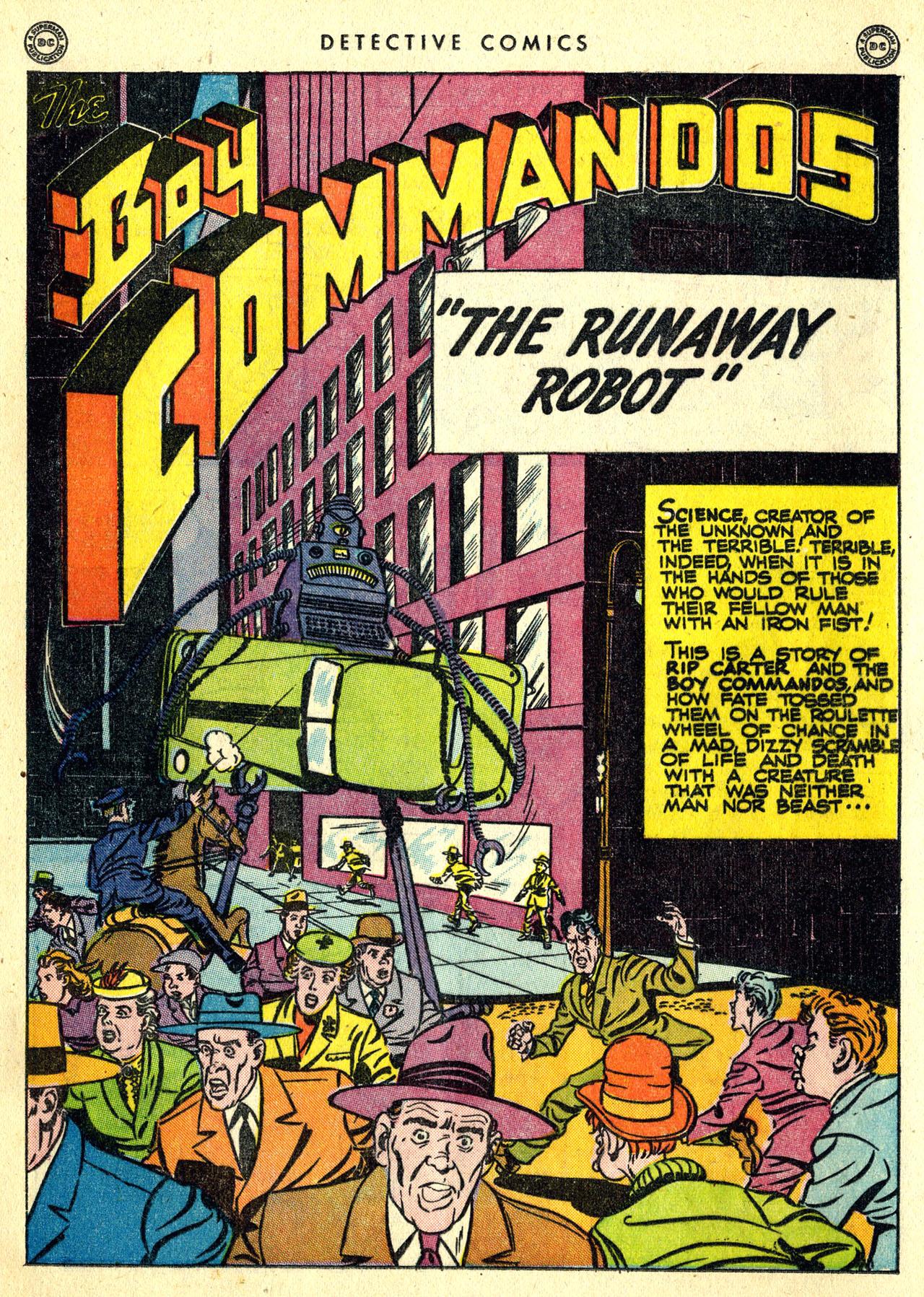 Read online Detective Comics (1937) comic -  Issue #119 - 37