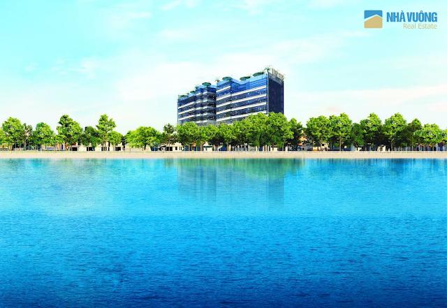 Ra mắt chính thức chung cư Núi Trúc Square
