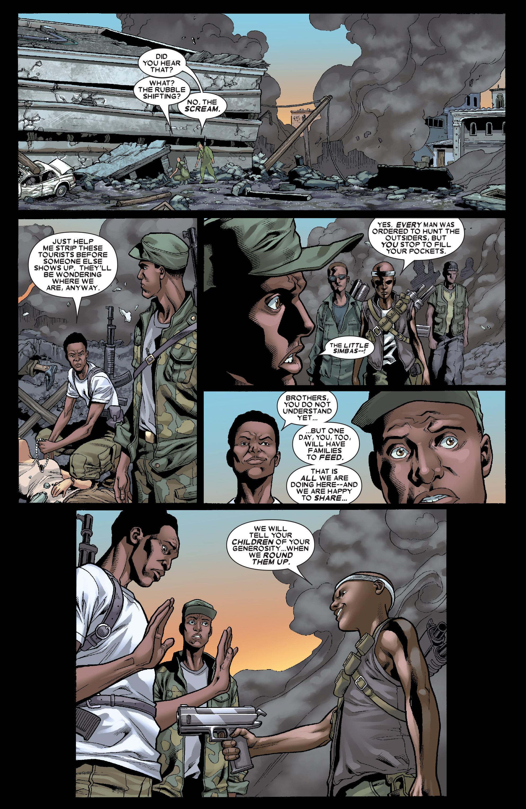 Read online Uncanny X-Men (1963) comic -  Issue # _Annual 1 (2006) - 27