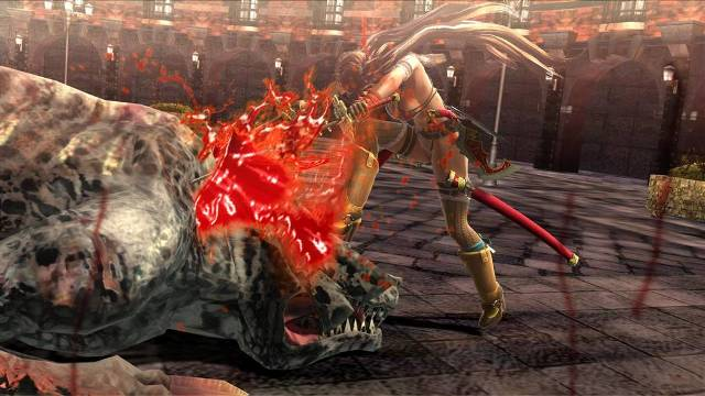 Download Onechanbara Z2 Chaos PC Gameplay