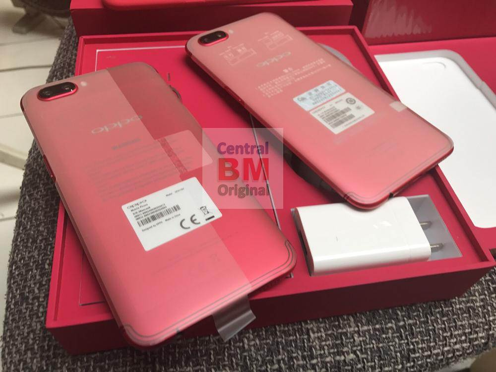 oppo R11 Red edition