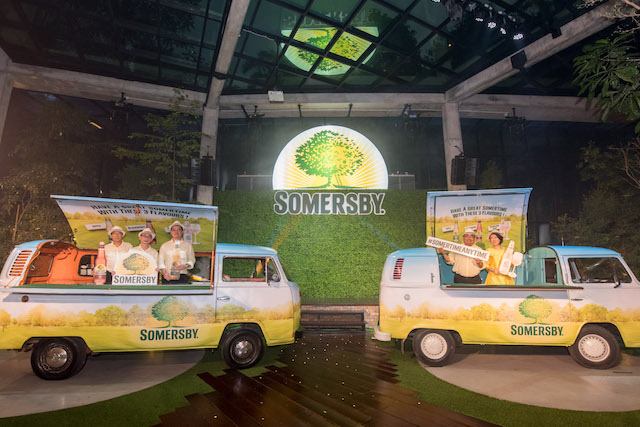 Catch the iconic Somertime VW Kombi vans this April