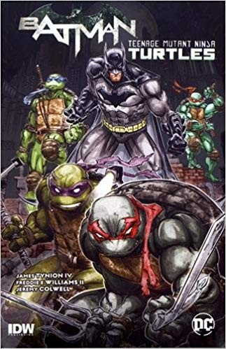 Batman vs. Teenage Mutant Ninja Turtles [HDRip] [Streaming] [Telecharger]