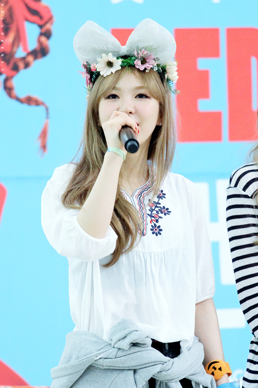 I Love Red Velvet Wendy Rv Hottracks Yeongdeungpo