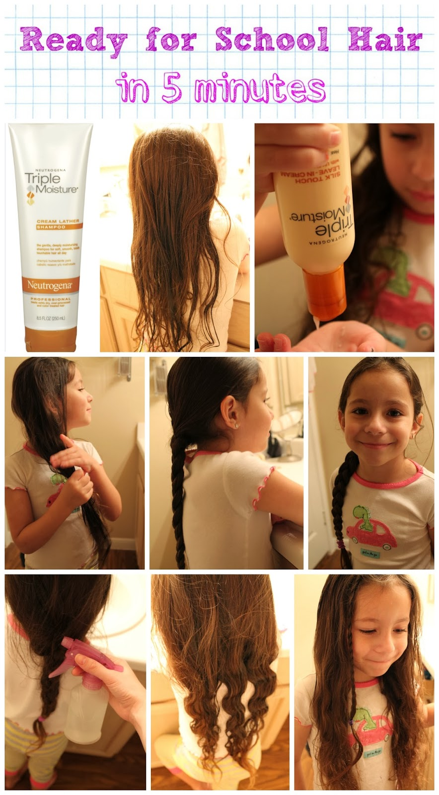 I Use The Shampoo Conditioner And Leave In Cream Daily Triple Moisture Deep Recovery Hair Mask Every Few Days
