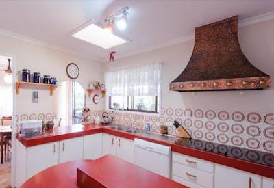 Contoh Motif Keramik Dapur Minimalis