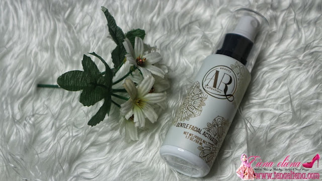 GENTLE FACIAL ACTIVATOR AR BEAUTY BY DIVINE
