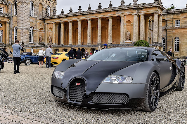 Salon Privé 2015 - Bugatti Veyron