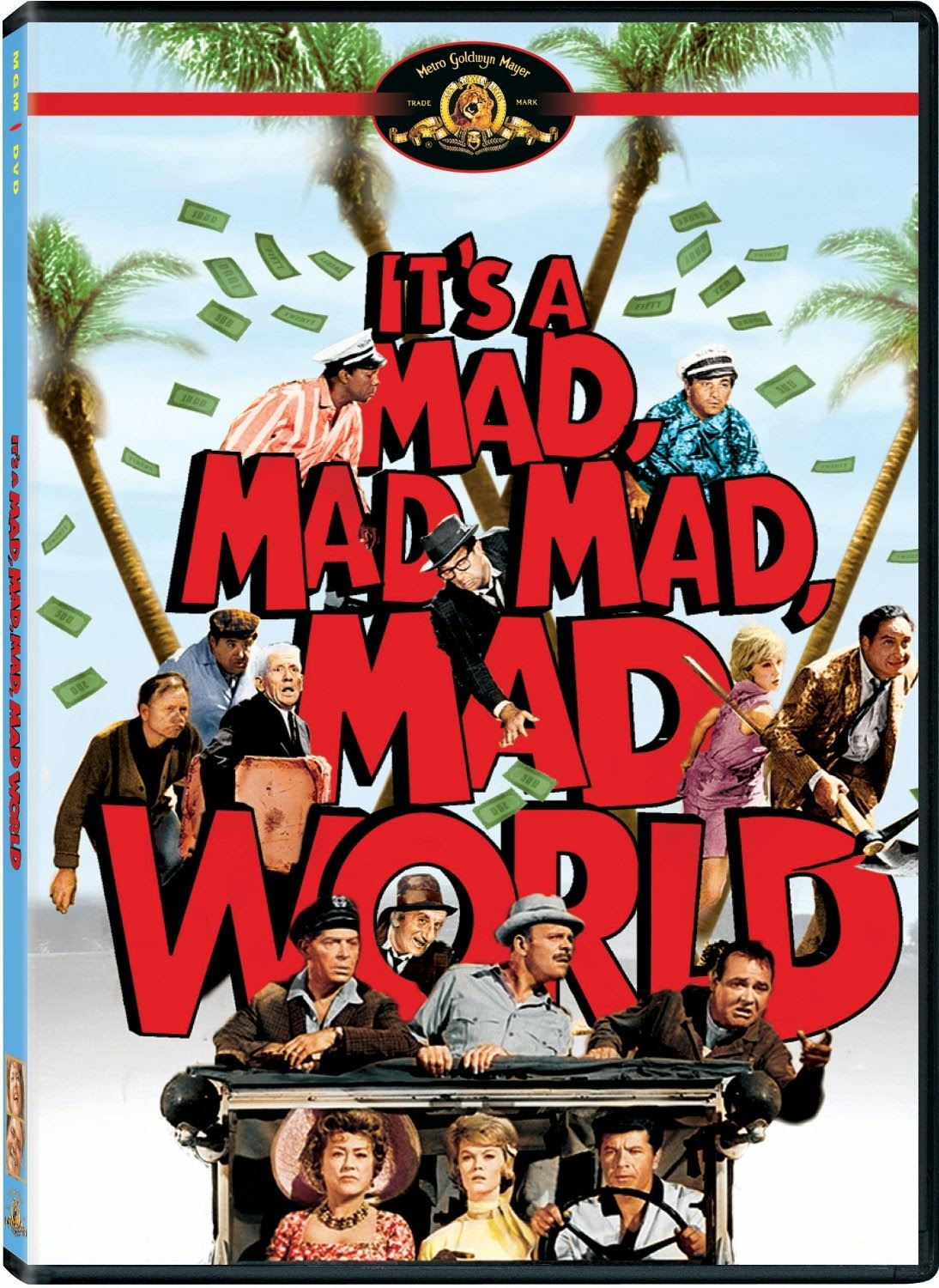 It's a Mad Mad Mad Mad World 1964 - Full (HD)