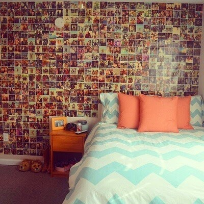 Cute and cool teenage girl bedroom ideas diy craft projects - Cute things for girls room ...