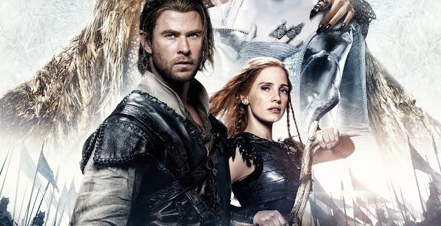 Confira o terceiro trailer de O Caçador e a Rainha do Gelo, com Charlize Theron e Chris Hemsworth