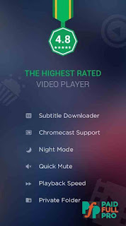 XPlayer Video Player All Format Unlocked APK