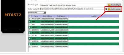 Cara Flash Advan A8 i55A Via PC [ Firmware + Driver ] Gratis