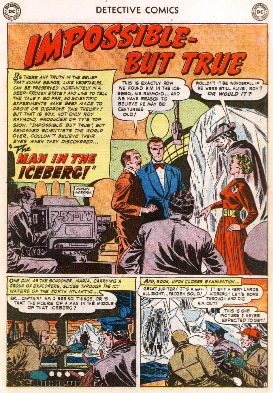 Detective Comics (1937) 183 Page 16