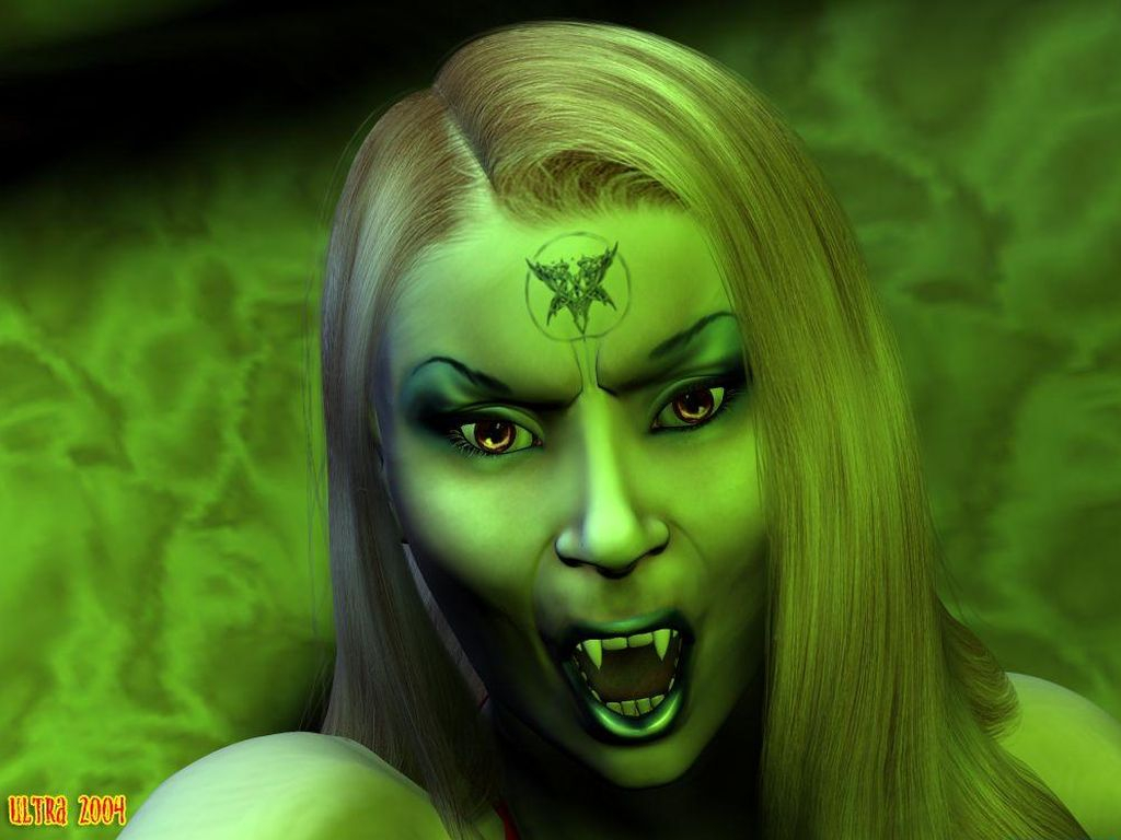 21 Horror Wallpaper High Resolution Collection Part 3