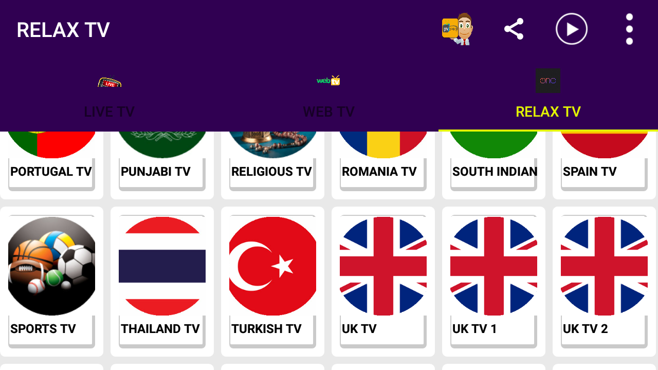 RELAX TV meilleur application iptv 2019 free iptv app for android