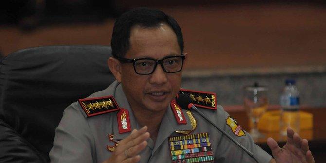 Banyak yang Ingin FPI Dibubarkan, Begini Tanggapan Kapolri Tito Karnavian