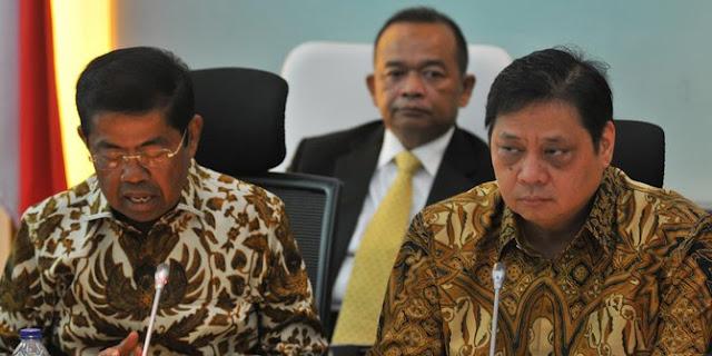 Airlangga: Tidak Ada Perintah Alirkan Dana PLTU Riau-1 Ke Munaslub
