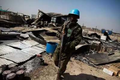 Fighters Rape Women In Place Of Wages In South Sudan - UN Discloses