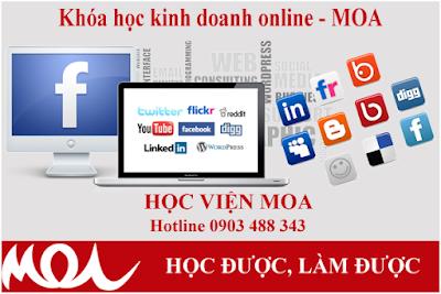 Học viện MOA sẽ hỗ trợ bạn trong việc bán hàng Handmade Online