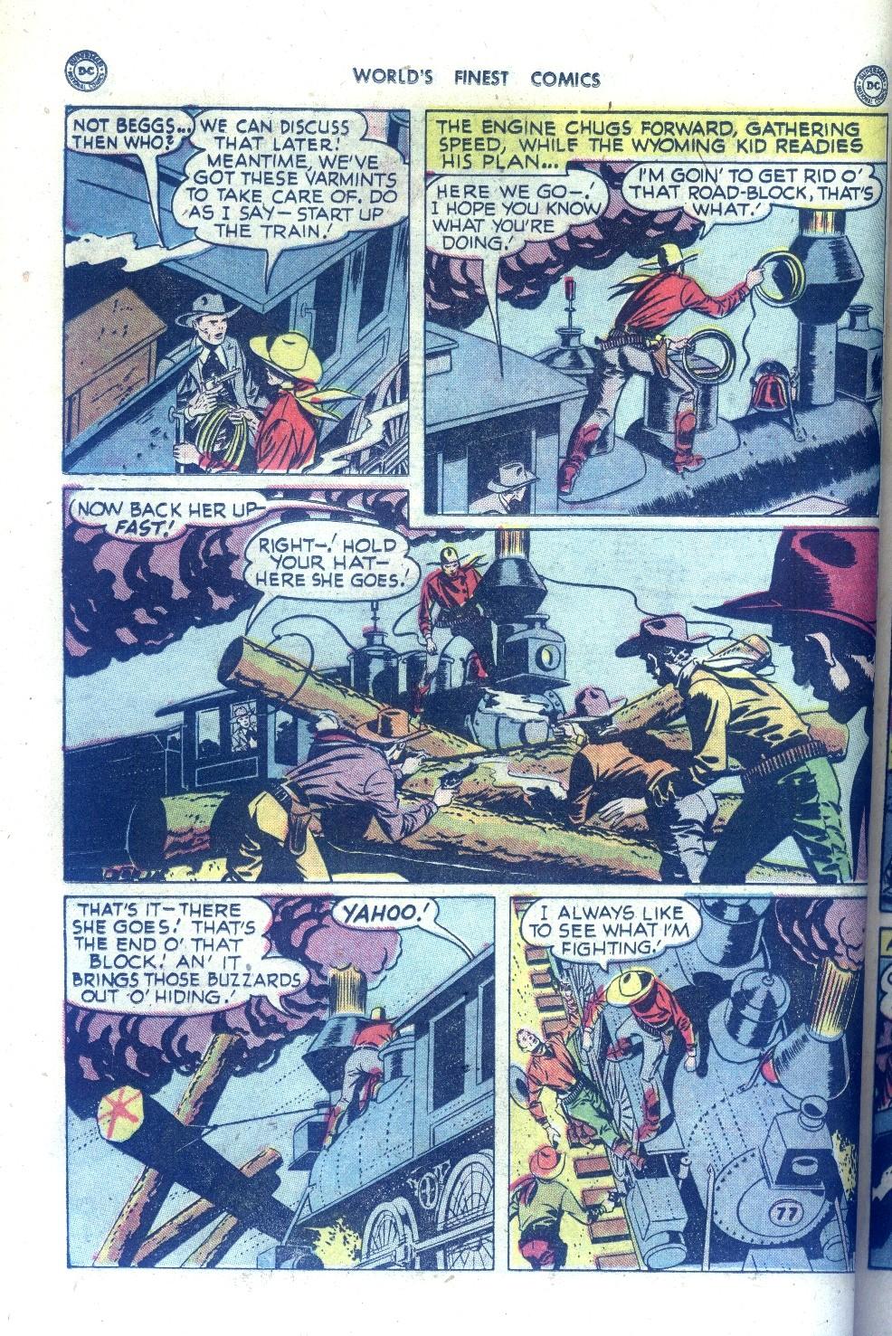 Read online World's Finest Comics comic -  Issue #43 - 24