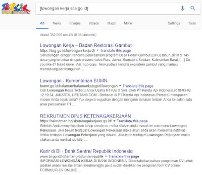 Tips & Trik Google untuk Mahasiswa