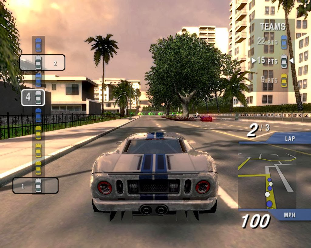 Ford Street Racing Game Free Download Full Version For Pc