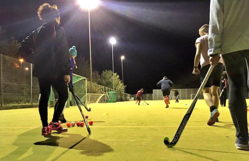 FitBits | Southwick Hockey Club - Tess Agnew fitness blogger