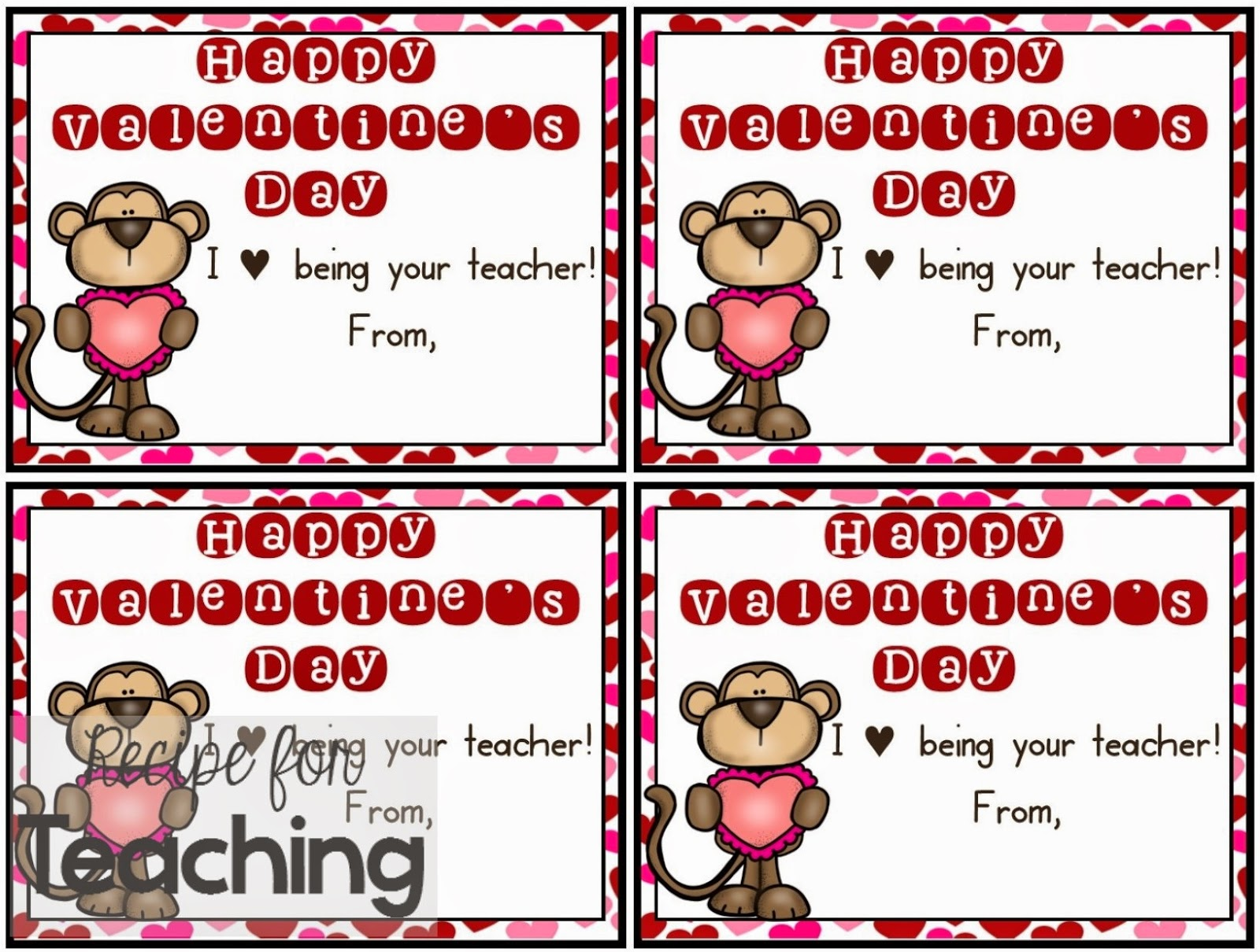 https://www.teacherspayteachers.com/Product/Valentines-Day-Tags-1691777