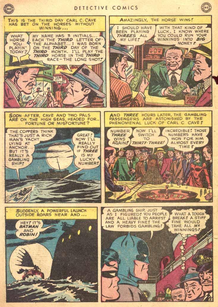 Detective Comics (1937) 146 Page 3