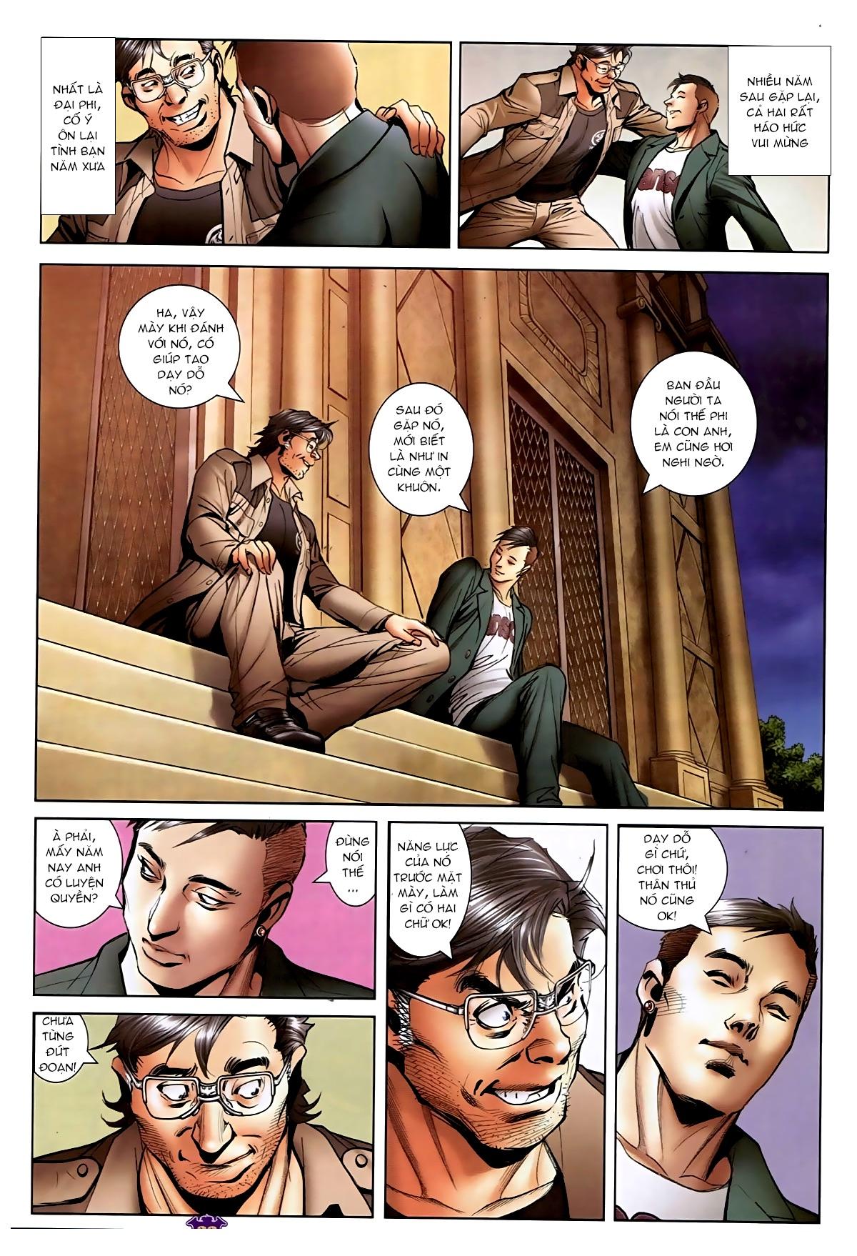 Người Trong Giang Hồ - Chapter 1586: Thanh trừ Thần Nhân - Pic 20