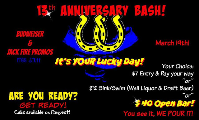 13th Anniversary Party