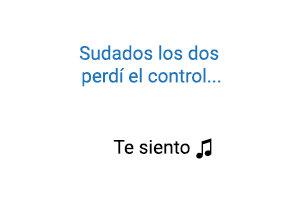 Wisin Yandel Te Siento significado de la canción.
